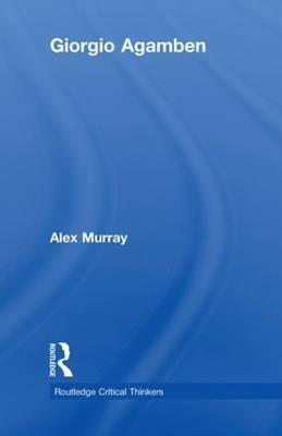 Giorgio Agamben by Alex Murray image