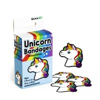 Gama Go: Unicorn Bandages (18pc)