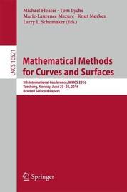 Mathematical Methods for Curves and Surfaces image