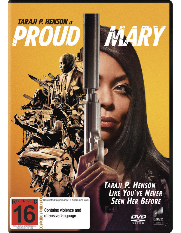 Proud Mary on DVD