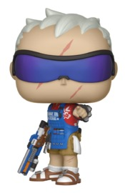 Overwatch - Soldier: 76 (Grillmaster) Pop! Vinyl Figure (LIMIT - ONE PER CUSTOMER)