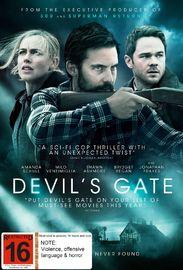 Devil's Gate on DVD