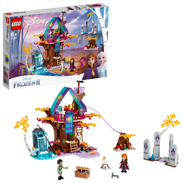 LEGO Disney: Frozen II - Enchanted Treehouse (41164)