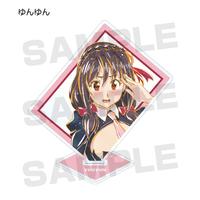 KonoSuba!: Trading Ani-Art Acrylic Stand (Blind Box)