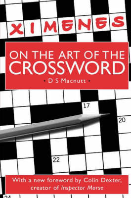 Ximenes on the Art of the Crossword image