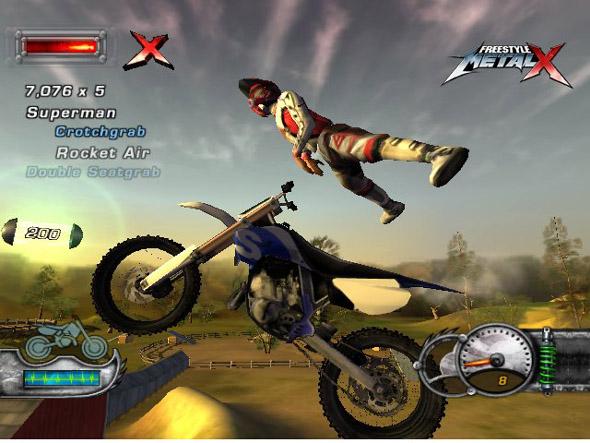 Freestyle MetalX screenshot