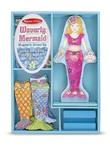 Melissa & Doug: Waverly Mermaid Magnetic Dress Up Set