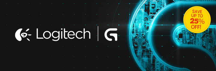 Logitech Gaming Gear and more!