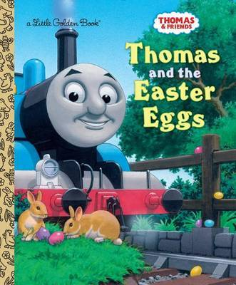 Thomas and the Easter Eggs (Thomas & Friends) by Golden Books