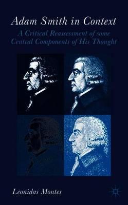 Adam Smith in Context by Leonidas Montes image