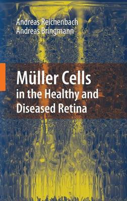 Muller Cells in the Healthy and Diseased Retina by Andreas Reichenbach