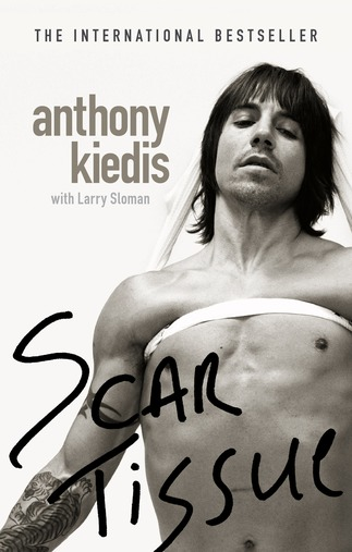 Scar Tissue by Anthony Kiedis image