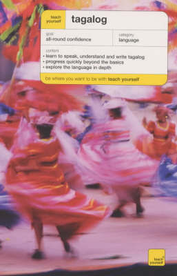 Teach Yourself Filipino (Tagalog) by Laurence McGonnell image