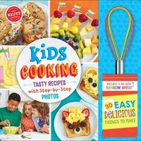 Kids Cooking by Editors of Klutz