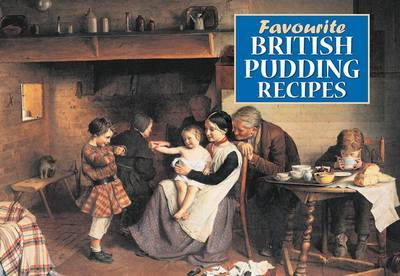 Favourite British Pudding Recipes image