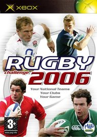 Rugby Challenge 2006 for Xbox image