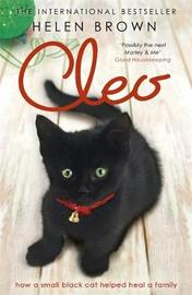 Cleo: How a Small Black Cat Helped Heal a Family by Helen Brown