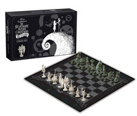 The Nightmare Before Christmas: 25th Anniversary - Chess Set