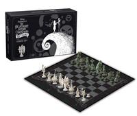 The Nightmare Before Christmas: 25th Anniversary - Chess Set