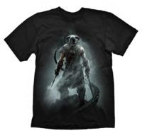 """Skyrim T-Shirt """"Dragonborn"""", S"""