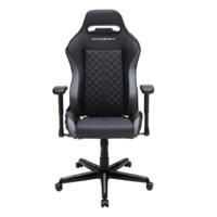 DXRacer Drifting Series DH73 Gaming Chair (Black & Grey) for