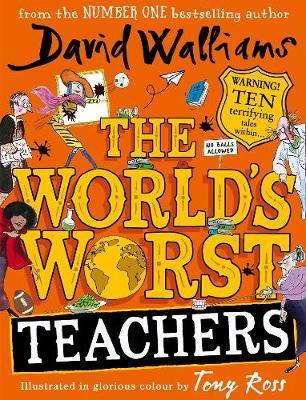 The World's Worst Teachers by David Walliams image