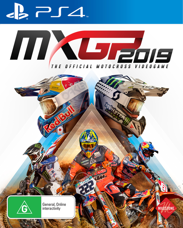 MXGP 2019 for PS4