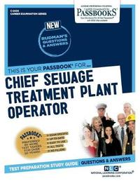 Chief Sewage Treatment Plant Operator by National Learning Corporation image