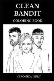 Clean Bandit Coloring Book by Veronica Hurt image