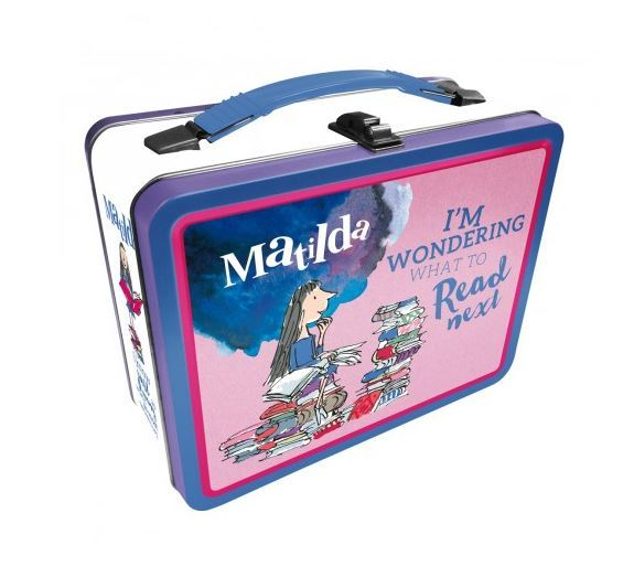 Roald Dahl - Matilda Tin Carry All Fun Box