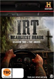 Ice Road Truckers - Deadliest Roads - The Andes : Season 2 on DVD