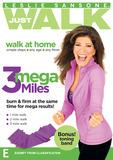 Leslie Sansone Just Walk: 3 Mega Miles on DVD