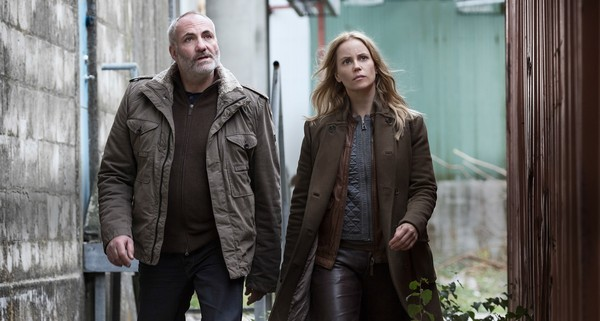 The Bridge - The Complete Series 2 on DVD image