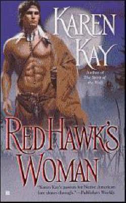 Red Hawk's Woman by Karen Kay image