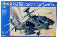 Revell: 1/72 Apache AH-64 D Brit/US - Model Kit