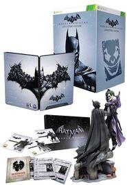 Batman: Arkham Origins Collector's Edition for Xbox 360