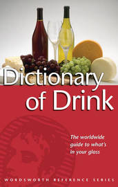 The Dictionary of Drink by Ned Halley image