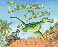 Dinosaur Chase! by Benedict Blathwayt image