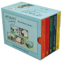 Hairy Maclary and Friends Board Book Set (5 Books) by Lynley Dodd