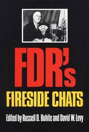 FDR's Fireside Chats by Russell D Buhite image