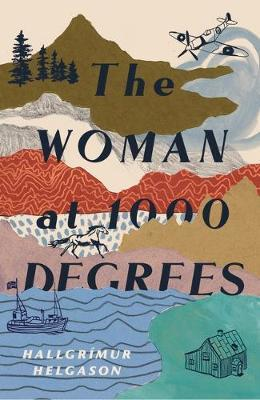 The Woman at 1,000 Degrees by Hallgrimur Helgason image
