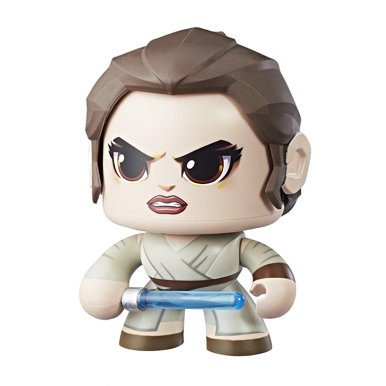 Star Wars: Mighty Muggs Figure - Rey image