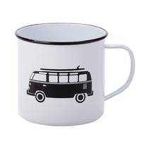 Enamel Mug - Combi Van