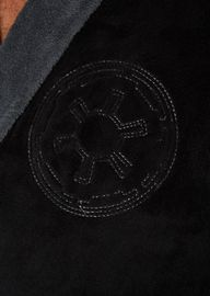 Star Wars: Trim Fleece Bathrobe - Darth Vader image