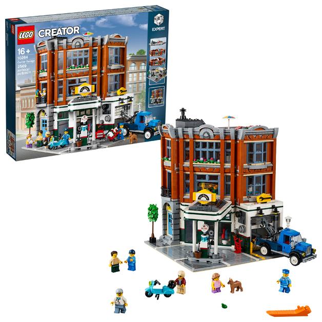 LEGO Creator Expert - Corner Garage (10264)