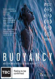 Buoyancy on DVD image
