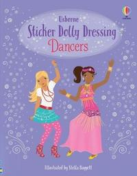 Sticker Dolly Dressing Dancers by Fiona Watt
