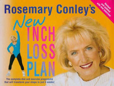 Rosemary Conley's New Inch Loss Plan by Rosemary Conley image