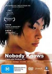Nobody Knows on DVD