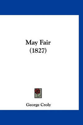 May Fair (1827) by George Croly image